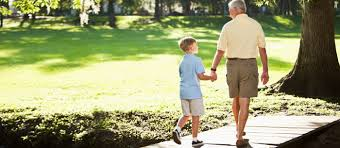 Things Grandchildren Can Learn From Their Grandparents   Care com Community