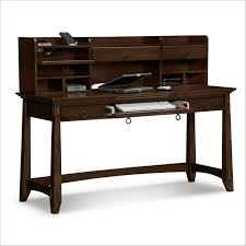 classic home office desk hutch luxury home office desk arts amp crafts dark desk with hutch chic office desk hutch