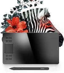 Drawing Tablet VEIKK A50 Graphics Pen Tablet 10x6 ... - Amazon.com