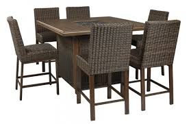 Paradise Trail <b>7</b>-<b>Piece Outdoor Dining</b> Set