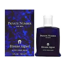 <b>Etienne Aigner Private</b> Number After Shave Balm for Men 5 Ounce ...