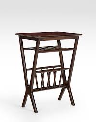 Buy Fabindia Brown Iris <b>Magazine Storage Table</b> Online in India ...
