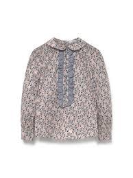 Windy <b>Flower Shirt</b> – La Veste