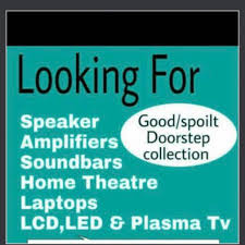 Buying All Spoilt <b>LED</b> TV Radio amplifier Laptop Aircon <b>speaker</b> ...