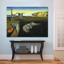 <b>HDARTISAN</b> Abstract <b>Canvas Art</b> Salvador Dali <b>Wall</b> Pictures For ...