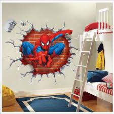 liberty bedroom wall mural:  ideas about spiderman bedrooms on pinterest spiderman wall decals bedrooms and superman bedroom