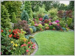 Small Picture Beautiful Garden Design Plans Illustration Landscape Plan R On