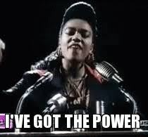 Image result for snap i've got the power