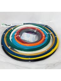 <b>Комплект ABS-пластика ESUN</b> 1.75 мм, 14 цветов по 9 метров ...