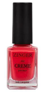 Zinger <b>Лак для ногтей</b> 12 мл <b>Creme</b> GOLD HEART (652)