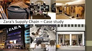 Zara     s Fashion Retail Supply Chain Strategies   EPCS APICS Supply     YouTube