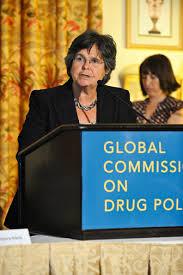 Resultado de imagen para la Comisión Global de Política de Drogas Ruth Dreifuss