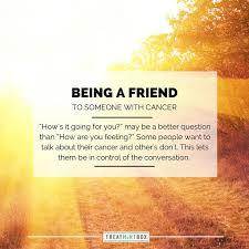 Friends Support Cancer Quotes. QuotesGram via Relatably.com