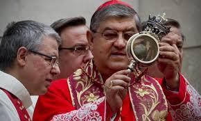 Risultati immagini per Aspettando il miracolo di San Gennaro