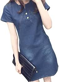 Denim - Dresses / Women: Clothing & Accessories - Amazon.ca