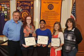 optimist club of menomonee falls essay contest 2015 essay contest winners