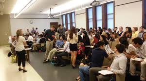 professional alumni panel internship career fair advice