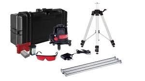 Обзор Лазерный <b>нивелир ADA ULTRA</b> LINER 360 4V set - YouTube