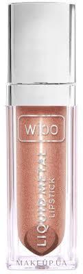 Wibo Liquid <b>Metal Lipstick</b> - Жидкая <b>помада для губ</b>: купить по ...