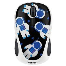 ᐅ <b>Logitech M238</b> Wireless <b>Mouse</b> Космонавт Black-White USB ...