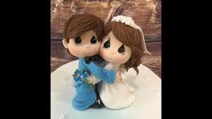 Фигурки жениха и невесты из мастики! ( украшаем <b>свадебный</b> ...