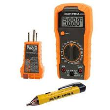 <b>Clamp</b>/<b>Multimeter</b> - Electrical Testers - Electrical Tools - The Home ...