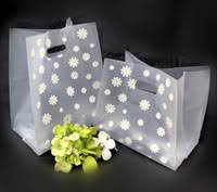 Floral Plastic Gift Bags <b>2019</b>