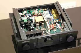 Как выглядит изнутри <b>ламповый предусилитель Octave</b> HP700SE ...