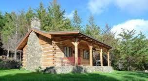Small Log Cabin Plans       Refreshing Rustic Retreats