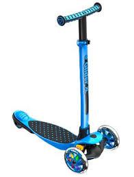 Купить <b>Самокат Glider XL YVolution</b>, 5704529070562, Синий, Для ...