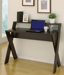 minerva cappuccino writing desk unique design home office desk full