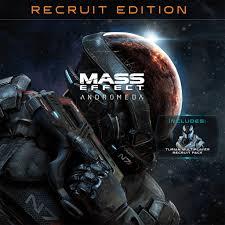 <b>Mass Effect</b>™: <b>Andromeda</b> — стандартное издание рекрута