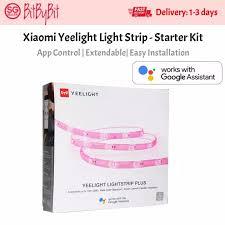 <b>Xiaomi Yeelight</b> Lightstrip Plus <b>YLDD04YL 2m</b> Extendable - <b>Yeelight</b> ...
