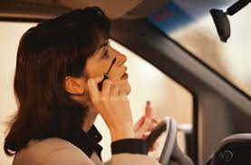 Image result for makeup driving