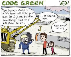 Risultati immagini per system change not climate change