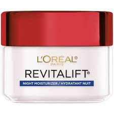 <b>L'Oreal Paris Revitalift</b> Anti-Wrinkle + Firming Night Cream 1.7oz ...