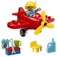<b>Lego Duplo</b> Town 10908 <b>Самолет</b> - купить в интернет-магазине ...