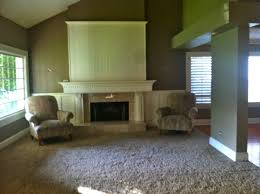 space living room olive: the living room had a few issues the color of the living space was this awful brown olive color and it made the space look smaller and dark