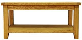 buy alton oak coffee table medium online cfs uk choicefurnituresuperstore baumhaus aston oak coffee table