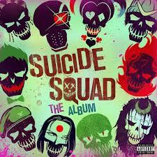 Виниловая пластинка. <b>Suicide Squad</b> - the Album (Original ...