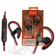 Fone Ouvido Kaidi Kd907 Wireless <b>Sports</b> 4.2 <b>Bluetooth</b> Stereo Sale ...