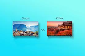 <b>Телевизоры Xiaomi</b>: отличие глобальной версии от китайской