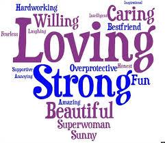 essay describing your mom   essay five words that describe my mom