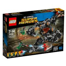 <b>LEGO</b> DC Comics <b>Super Heroes</b> Knightcrawler Tunnel Attack <b>76086</b> ...