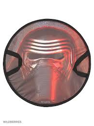 <b>Ледянка Star Wars</b> Kylo Ren 52 см, круглая Disney 3420209 в ...
