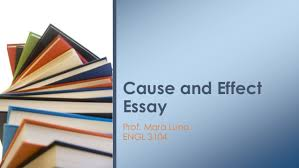 cause and effect essaycause and effect essay  cause and effectessayprof