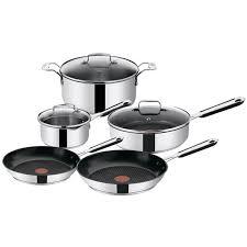 Купить <b>Набор посуды</b> (Jamie Oliver) Tefal <b>8</b> предметов (E763S544 ...