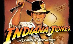 Resultado de imagem para trilogia indiana jones