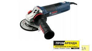 Угловая <b>шлифовальная машина Bosch GWX</b> 17-125 S купить в ...