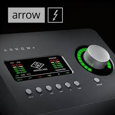 <b>Arrow</b>   Desktop Thunderbolt 3 Audio Interface   Universal Audio